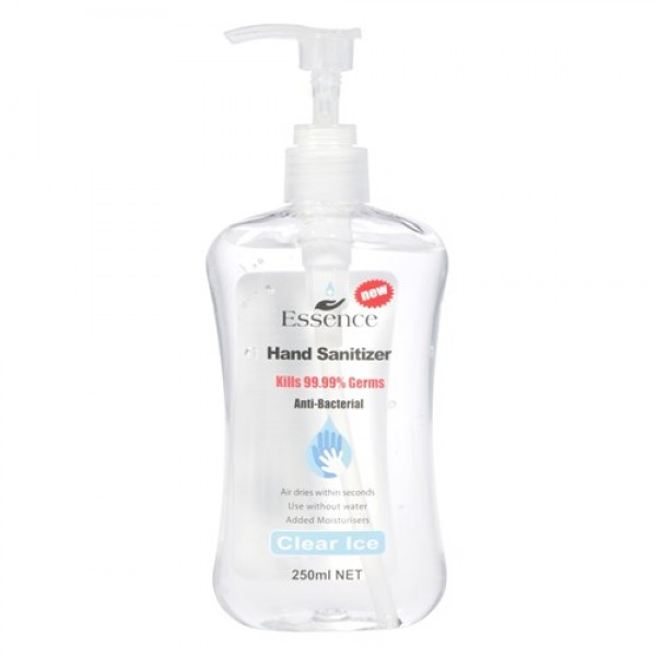 Essence Hand Sanitizer Clear 250ml