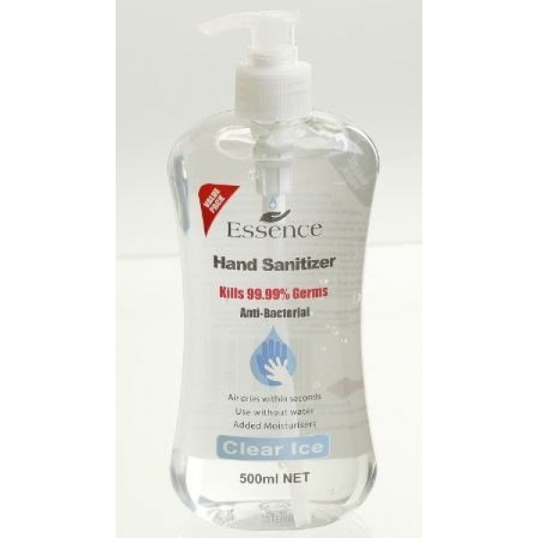 Essence Hand Sanitizer Clear 500ml