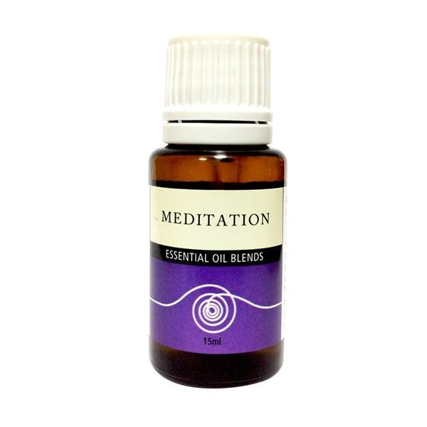 Essential Oil Blends Meditation Oil Blends For Your Vaporiser 15ml