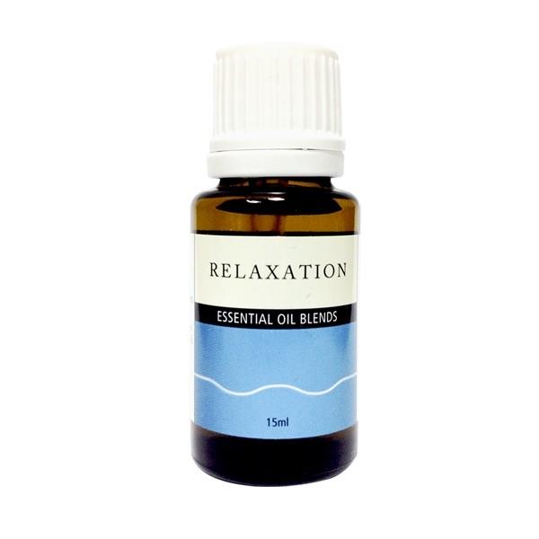 Essential Oil Blends Relaxation Oil Blends For Your Vaporiser 15ml