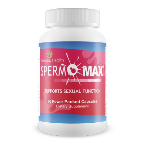 Everyday Health Spermomax Sperm Health 60 Capsules
