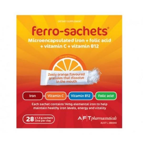 Ferro Sachets 28x1.5g