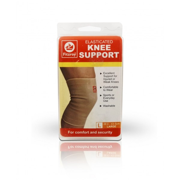 Fitzroy Elasticated Knee Support - Large Size