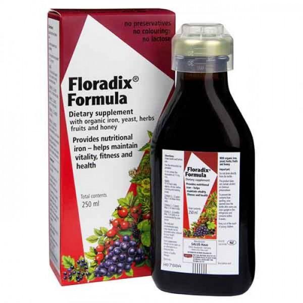 Floradix Liquid 250ml