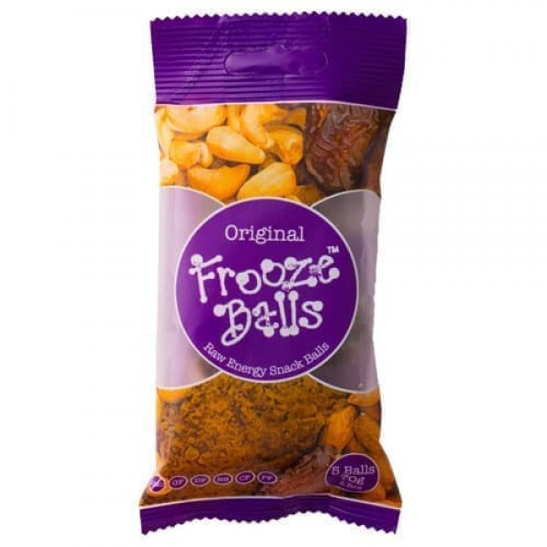Frooze Balls Snack Bar 70g Original Flavour