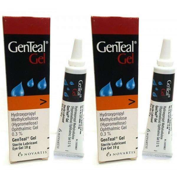Genteal Lubricating Eye Gel 10g