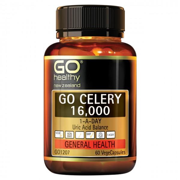 GO Healthy GO Celery 16,000 60 Capsules