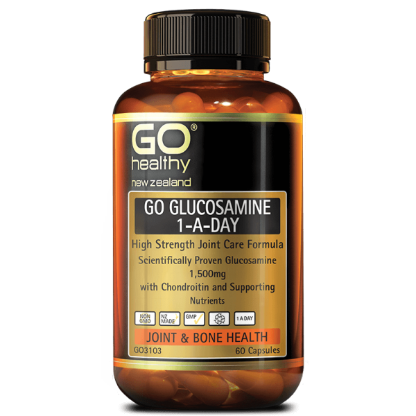GO Healthy GO Glucosamine 1-A-Day 60 Capsules