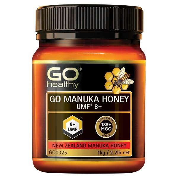 GO Healthy GO Manuka Honey UMF 8+ 1Kg