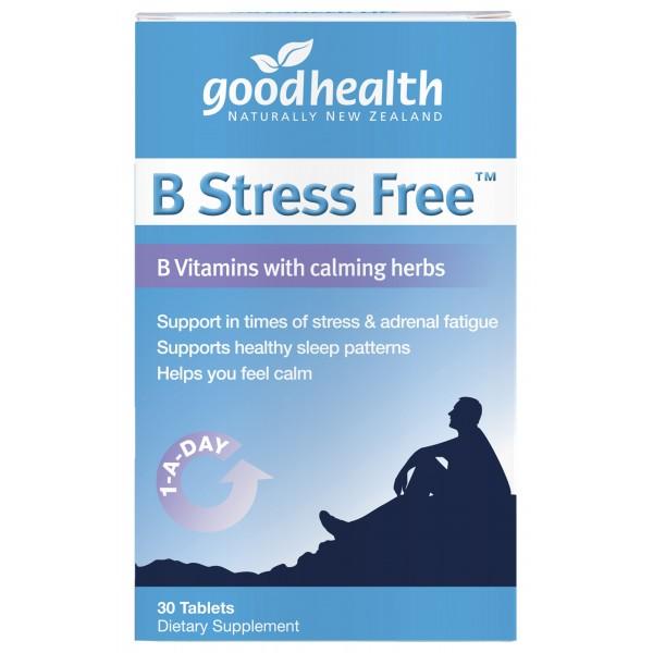 Good Health B Stress Free 30 Tablets