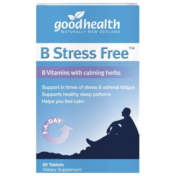 Good Health B Stress Free 60 Tablets