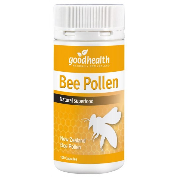 Good Health Bee Pollen 100 Capsules