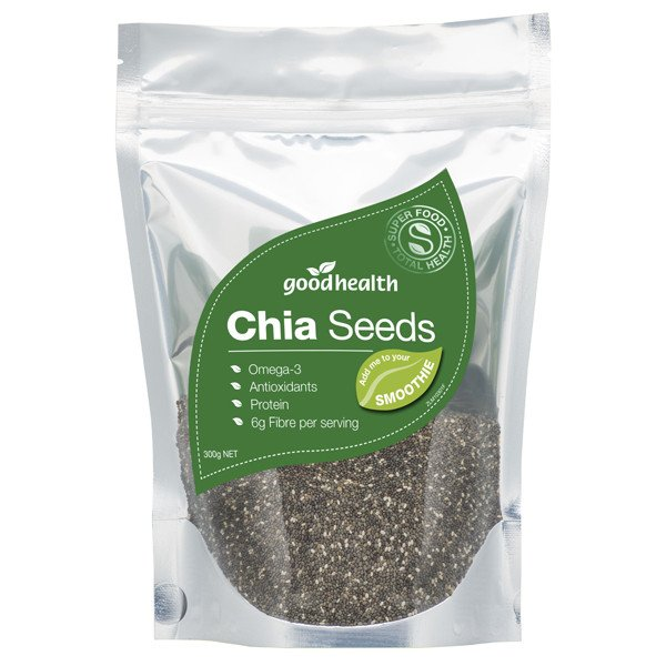 Good Health Chia Seeds 300g