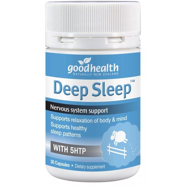 Good Health Deep Sleep 30 Capsules