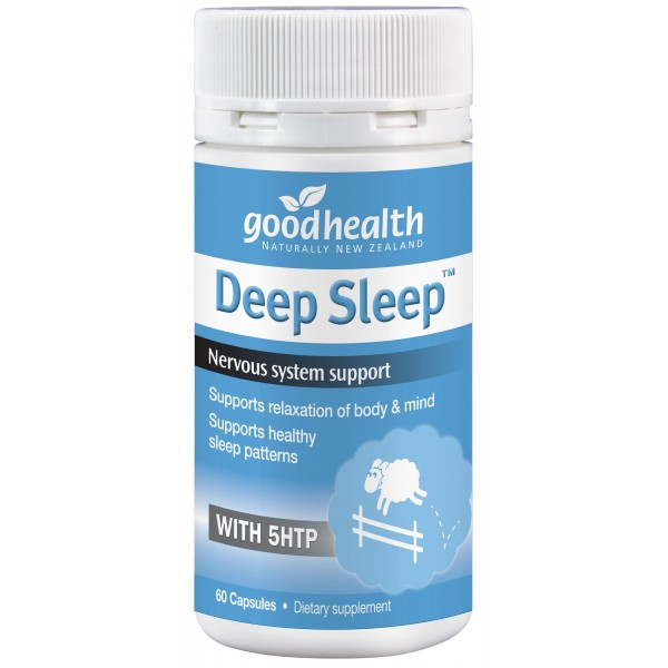 Good Health Deep Sleep 60 Capsules