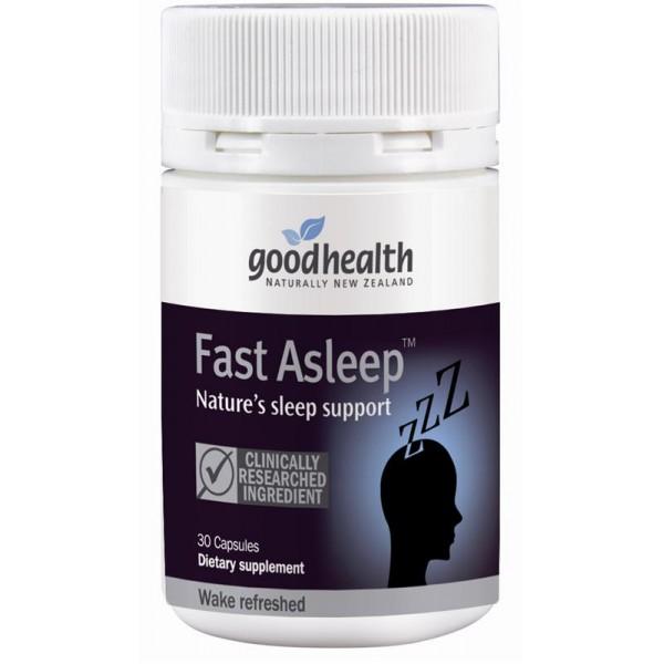 Good Health Fast Asleep 30 Capsules