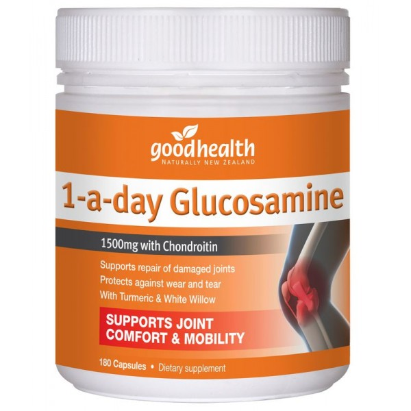 Good Health Glucosamine 180 Capsules