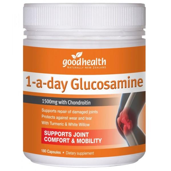 Good Health Glucosamine 180 Capsules