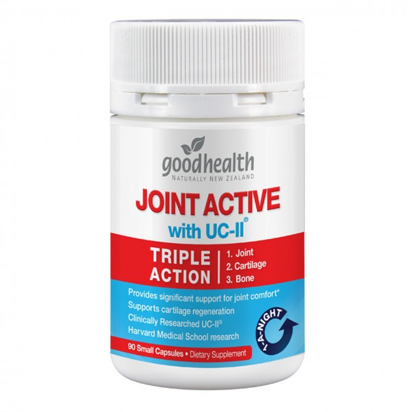 Good Health Joint Active with UC-ll 90 Small Capsules