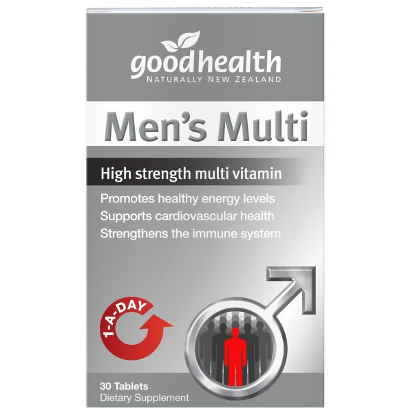 Good Health Men's Multi 30 Tablets