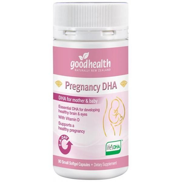 Good Health Pregnancy DHA 90 Capsules