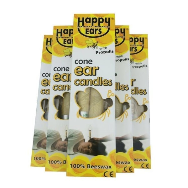 Happy Ears Candles 2s