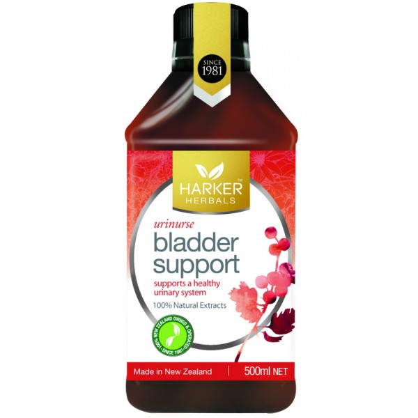 Harker Herbals Bladder Support (Urinurse) 500ml
