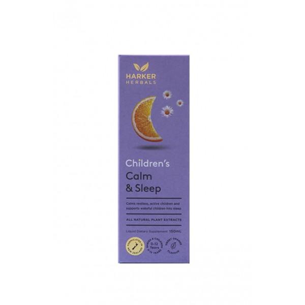 Harker Herbals Children's Calm & Sleep 150ml