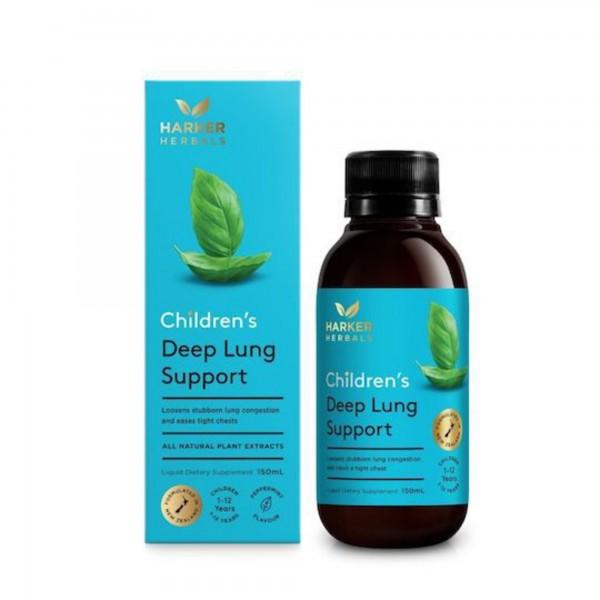 Harker Herbals Children's Deep Lung Support