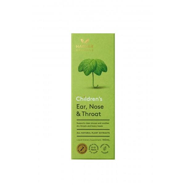 Harker Herbals Children's Ear, Nose & Throat 150ml