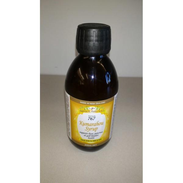 Harker Herbals Kumarahou Syrup 200ml