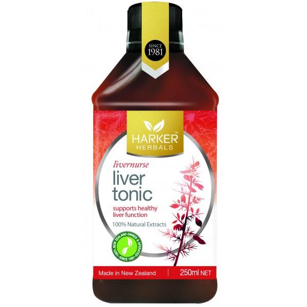 Harker Herbals Liver Tonic (Livernurse) 250ml