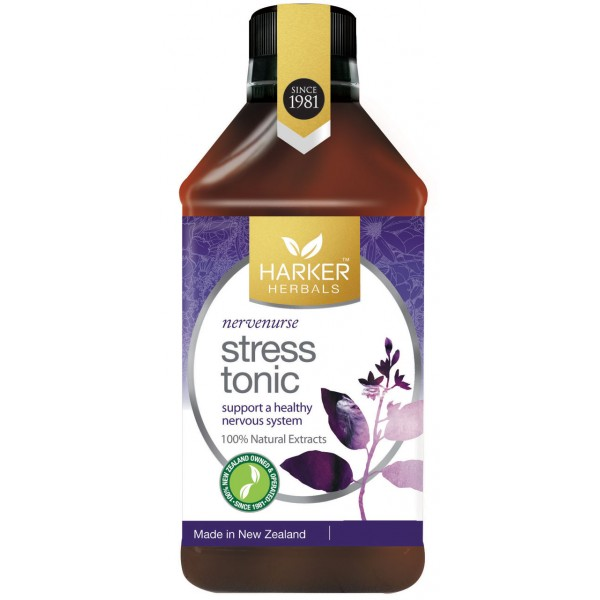 Harker Herbals Stress Tonic (Nervernurse) 500ml