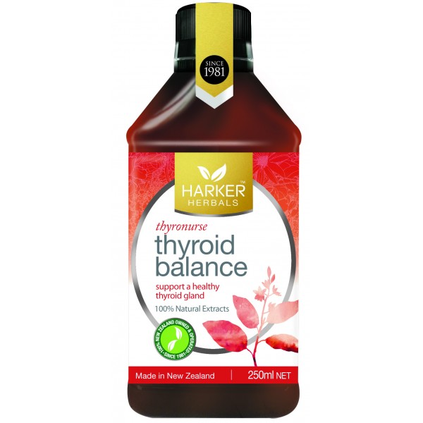 Harker Herbals Thyroid Balance (Thyronurse) 250ml