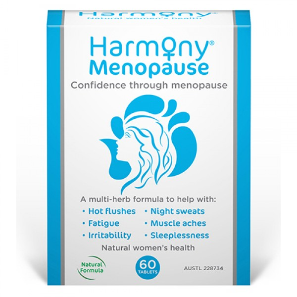 Harmony Menopause 60 Tablets
