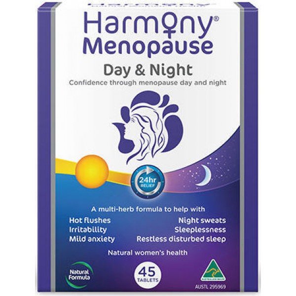 Harmony Menopause Day & Night 45 Tablets