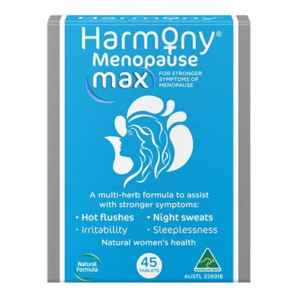 Harmony Menopause Max 45 Tablets