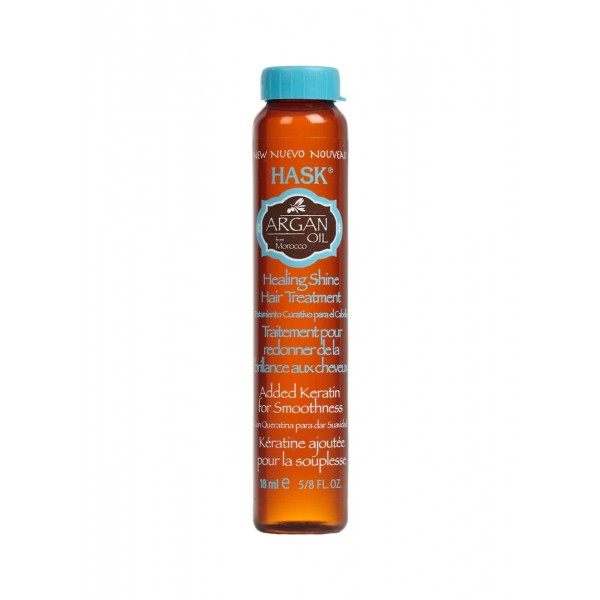 Hask Argan Oil Repairing SHINE Oil Vial 18ml