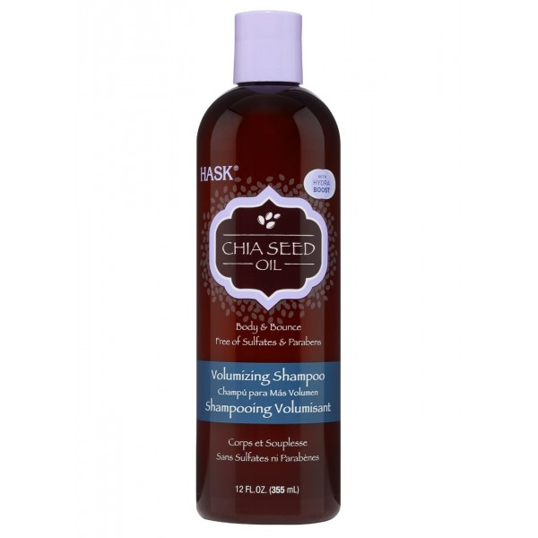 Hask Chia Seed Oil Volumizing Shampoo 355ml