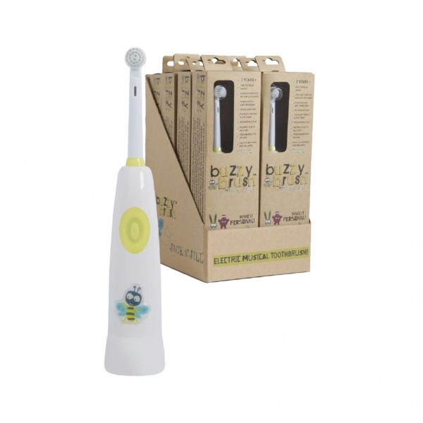 Jack N Jill Buzzy Brush Musical Electric Toothbrush