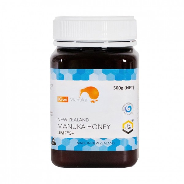Kiwi Manuka Honey UMF 5+ 500g