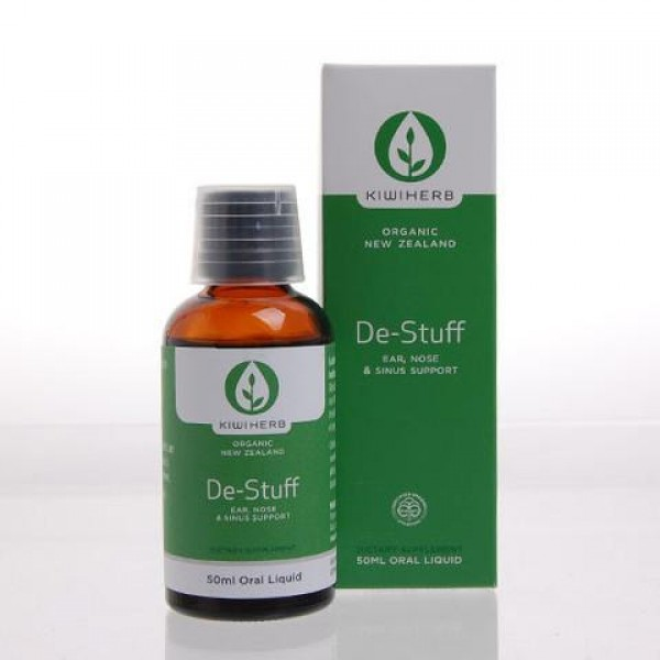 Kiwiherb Adult De-Stuff 50ml