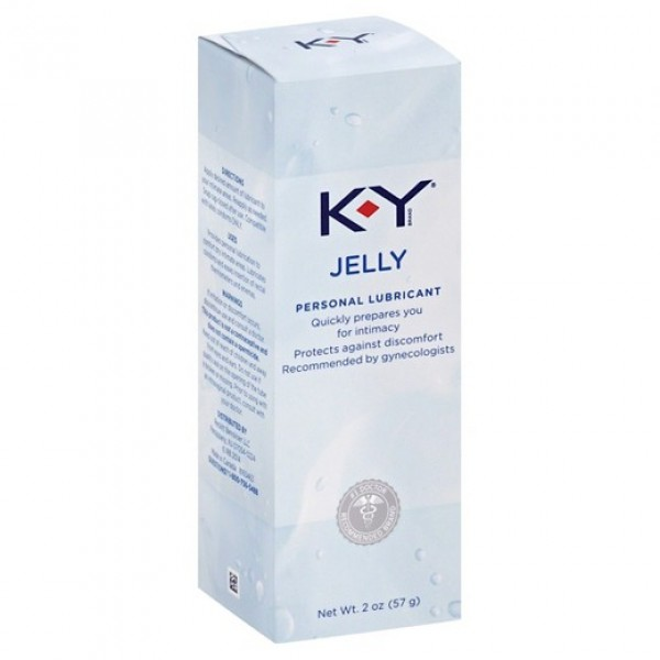 KY Jelly Personal Lubricating Gel 57g