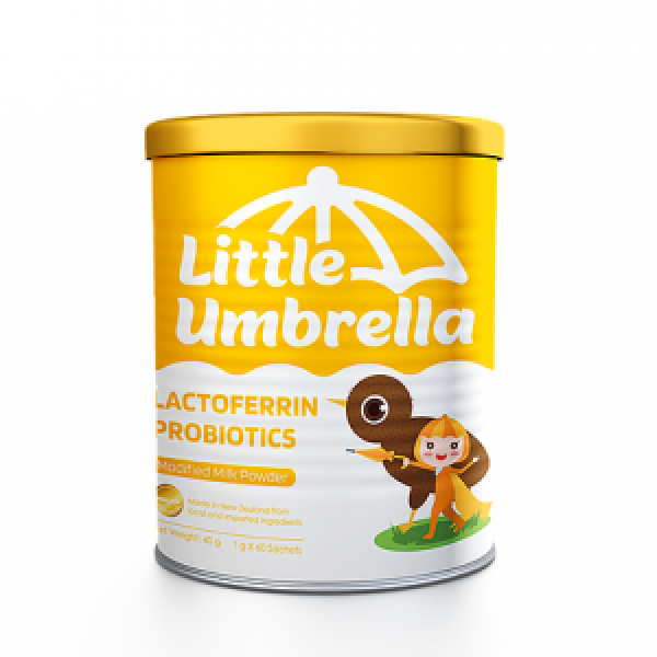 Little Umbrella Lactoferrin Probiotics Modified Milk Powder 60g