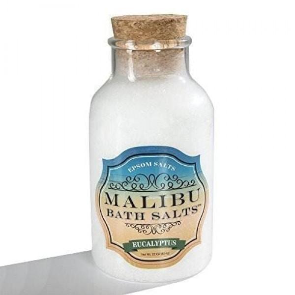 Malibu Eucalyptus Bath Salts 624g