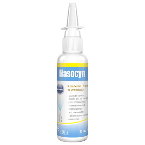 Micro Heal Nasocyn Nasal Spray 60ml
