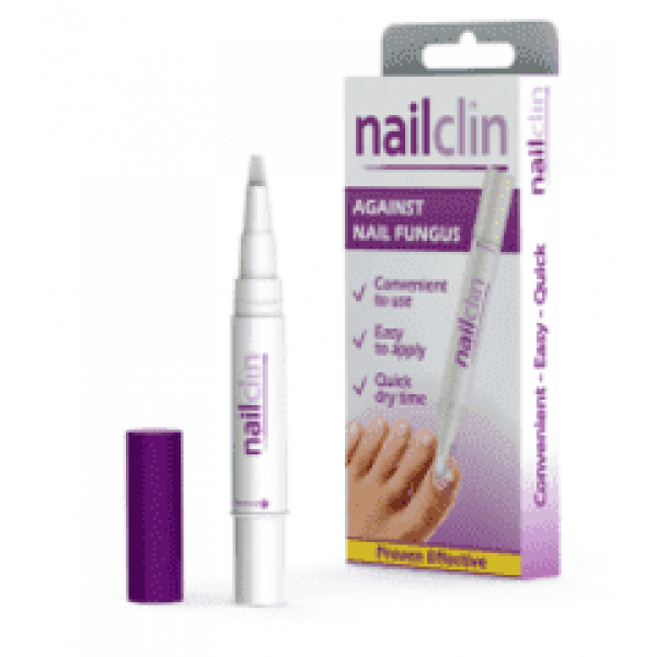 Nailclin Fungal Nail Treatment 4ml