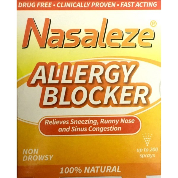 Nasaleze Allergy Blocker Nose Spray