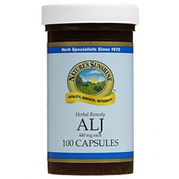 Nature's Sunshine ALJ 100 Capsules