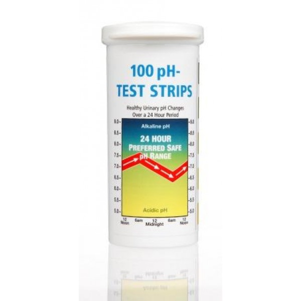 Nature's Sunshine pH Test Strips 100pk